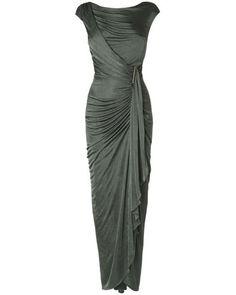 Donna Full Length Dress - wedding guest dress