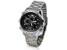 Spy camera horloge - Lunch veiling dinsdag - BVA Auctions - online veilingen