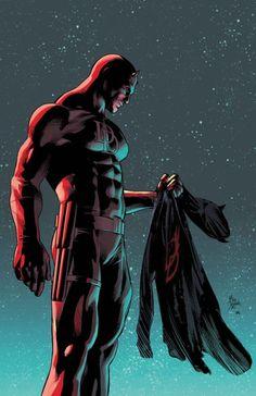 Daredevil by Mike Deodato Jr