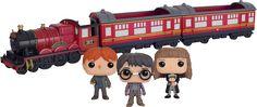Pop! Rides - Harry Potter - Hogwarts Express Engine.
