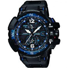 Mens Casio G-Shock Premium Gravity Defier GW-A1100FC-1AER