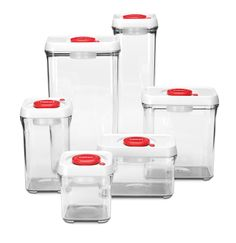 Cuisinart Fresh Edge Patented Vacuum-Seal Food Storage System - 25 Healthy Cooking Kitchen Gadgets ($50)