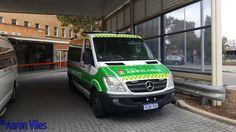 https://flic.kr/p/LMvLBD | St John Ambulance WA | Parked at Royal Perth Hospital, Perth CBD, WA