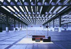 Wohnhallen / Messe Frankfurt on Behance