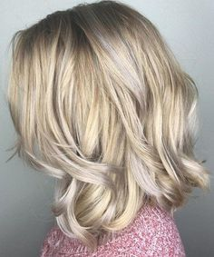 Most Favorite Shoulder Length Ombre Hairstyles for Women