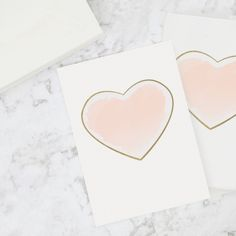 Wedding Card | Engagement Card | Anniversary Card | I Love You Card | Valentine's Day Card | Love Card | Bridal Shower Card | Pink and Gold