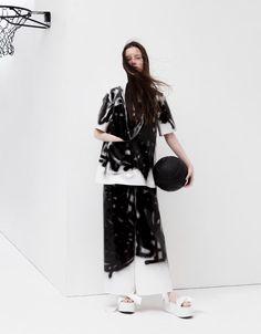 Melitta Baumeister, Look #1