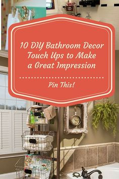 Bathroom Touch Ups Pin