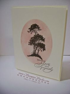 Stampin' Studio: Project 6: Sympathy Cards