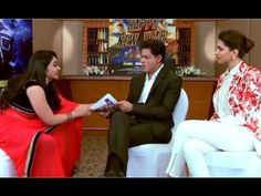 Shahrukh Khan and Deepika Padukone joined Rimi Tomy in the famous talk show Onnum Onnum Moonnu aired in Mazhavil Manorama channel. Read more...