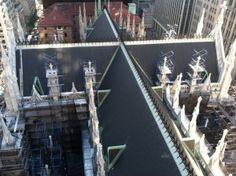 From the Spires of St Patrick's Cathedral