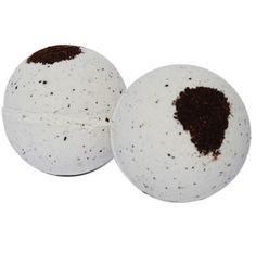 Freshly Ground Coffee Bath Bombs Recipe