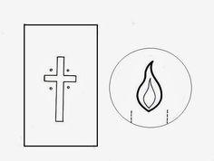 Sencillas manualidades para Semana Santa