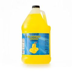 Jell-Craft Lemonade Concentrate (1 gal.)