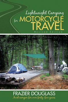 How can you pack all the camping gear and clothing needed for two people on a motorcycle? At first, it may seem impossible but it is easier than you think—if you do your homework. You must learn how to acquire the right gear, how to pack it, and how to us...