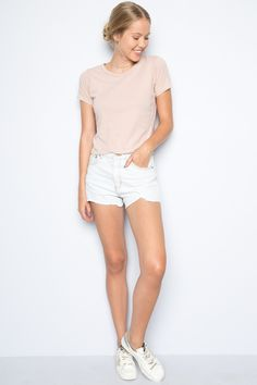 Brandy ♥ Melville | Mason Top - Tops - Clothing