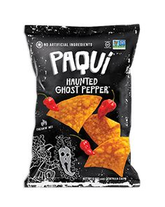 Paqui Tortilla Chip - Haunted Ghost Pepper - Case Of 12 - Oz. Tortilla Chip Brands, Worlds Hottest Pepper, Discount Grocery, Roasted Jalapeno, Homemade Tortilla Chips, Chips Brands, How To Cook Corn, Ghost Peppers, Stuffed Hot Peppers