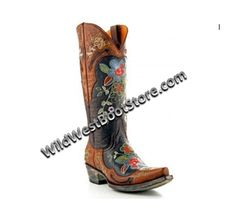 Old Gringo Ladies Bonnie Boots  WildWestBootStore.com