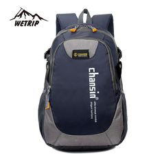 a78f22f1e2 Outdoor Backpack 30L Waterproof Unisex Nylon Travel Bags Camping Hiking Climbing  Backpacks Waterproof Rucksack Sport bag-in Climbing Bags from Sports ...