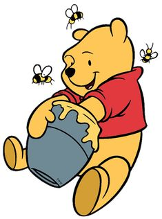 For honey to keep, . Winnie The Pooh Pictures, Cute Winnie The Pooh, Winne The Pooh, Winnie The Pooh Birthday, Winnie The Pooh Quotes, Winnie The Pooh Friends, Cute Disney Wallpaper, Cute Cartoon Wallpapers, Pooh Bear