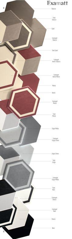 Tonalite hexagon anche nel nostro shop online www.ediliziaroscini.com
