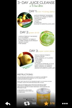 Musssssst do this! #juicedetox