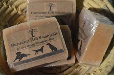 N'ickers Spa Soothing Dog Soap Bar by hurricanehill. Explore more products on http://hurricanehill.etsy.com
