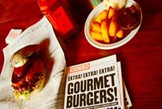 Kiosko Gourmet Burger Barcelona, mejores hamburguesas del Born