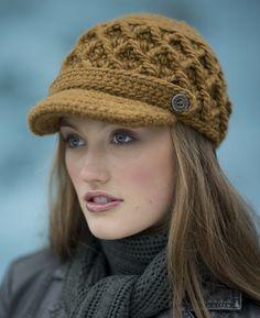 Crochet Hat - Pistil Designs Crochet Scarves 90593e04424