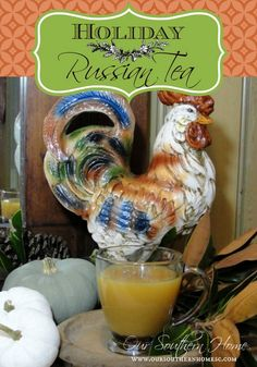 Scents of the Season {Autumn Goodness} - Our Southern Home