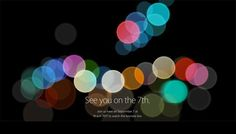 Live Apple iPhone 7 Keynote Updates with Highlights