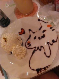 great japanese design. desserts