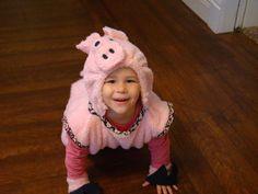 Piggy Halloween costume