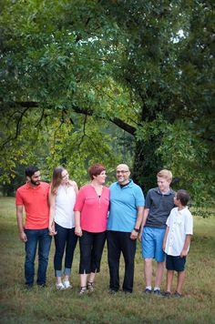 Brittney Owens Photography: Subramanian Family {Fort Smith AR Photographer}