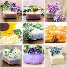 Mirisni, zdravi i lijepi: prirodni sapuni Best Bar Soap, Homemade Cosmetics, Nordic Interior, Home Made Soap, Natural Cosmetics, Meals For One, Natural Health, Panna Cotta, Diy And Crafts