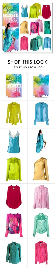 """Be the change - amazing colors"" by sensual-spirit ❤ liked on Polyvore featuring Casetify, Etro, MARCOBOLOGNA, La Perla, Haider Ackermann, Cushnie Et Ochs, Yang Li, Vivienne Westwood, Yves Saint Laurent and Dsquared2"