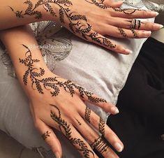 💜 aqui encontraras de todo un poco, sigueme para más: tw: insta: coolhenna Arabic Henna Designs, Mehndi Designs For Fingers, Mehndi Art Designs, Henna Designs Easy, Latest Mehndi Designs, Beautiful Henna Designs, Henna Tattoo Designs, Henna Nails, Simple Henna Tattoo