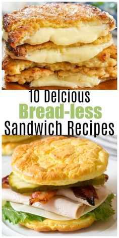 10 Absolutely Delicious Bread-Free Sandwich Recipes visit www.livingrichwit… to get the 10 Delicious Bread Free Sandwiches You Can Make for your Paleo or Low Carb Diet Low Carb Sandwiches, Sandwich Recipes, Sandwich Ideas, Gluten Free Sandwiches, Paleo Recipes, Low Carb Recipes, Cooking Recipes, Delicious Recipes, Paleo Meals