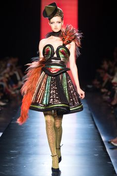 Fav picks from Jean Paul Gaultier's 2013 Fall Coutre Fashion Show