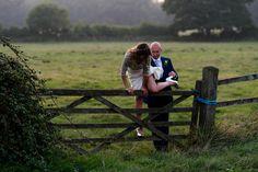 Destination Wedding Photography rustic English countryside  © Babb Photo