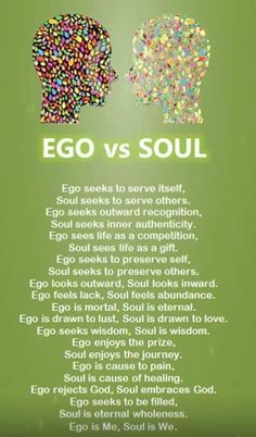 "Ego vs Soul ""Ego is the cause of pain, Soul is the chase of healing"" Namaste 🙏 The Words, Me Quotes, Motivational Quotes, Inspirational Quotes, Qoutes, Quotes About Ego, Quotes Images, Strong Quotes, Quotable Quotes"