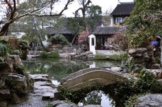 6. #Suzhou, China - 30 #Awesome Places to #Visit That You've Never Heard of ... → #Travel [ more at http://travel.allwomenstalk.com ] #List #Park #Incredible #National #Son