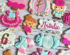 Image may contain: 1 person, food Cake Cookies, Sugar Cookies, Sugar Plum Fairy, When I Grow Up, Custom Cookies, Growing Up, Sweet, Cute, Christmas