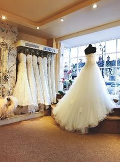 Top 50 bridal boutiques