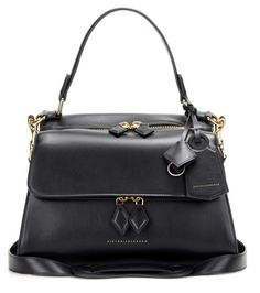 ce72c27f453 VICTORIA BECKHAM Small Full Moon Leather Cross-Body Bag.  victoriabeckham   bags