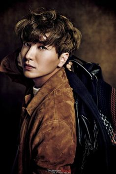 Super Junior Leeteuk... i really like this pictorial
