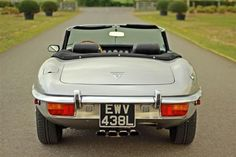 Used 1974 Jaguar E-Type Series 3 V12 Roadster for sale in West Sussex from Arun Jaguar.