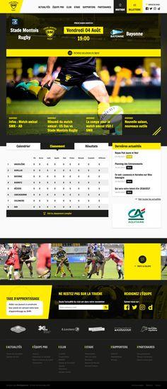 #webdesign #agency #bordeaux #site #internet #rugby #montdemarsan #sport #agence #web