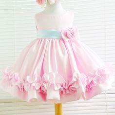 Gorgeous Pink Fringe