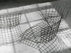 Knoll Bertoia Diamond Chair | by Harry Bertoia